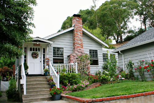 A 1926 Craftsman Bungalow on the 2010 Martinez Home Tour