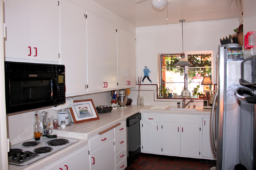 A sensitive expansion of a kitchen in a 1945 ranch style House in Martinez, CA